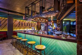 FRANKS SPEAKEASY